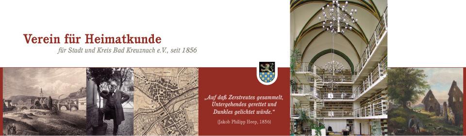Heimatkundeverein für Stadt und Kreis Bad Kreuznach